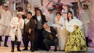 cast of SFO's Barber of Seville