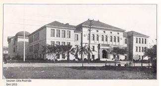 Berkeley High School, 1913