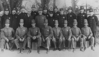 Berkeley Police Department 1908