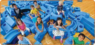 Big Blue Block Party