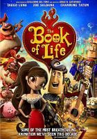 Cover of the Book of Life DVD