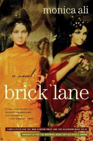 Brick Lane book jacket