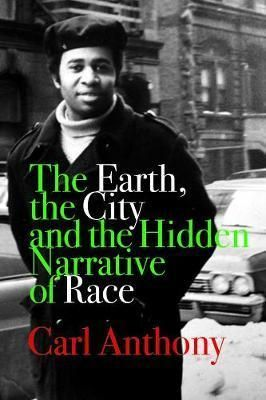 Book cover featuring photo of the author