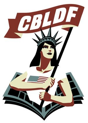 Comic Book Legal Defense Fund Logo