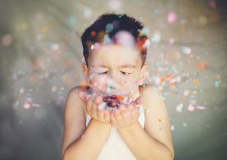 photo of child; Celebrate 6 by Amanda Tipton is licensed under CC BY-NC-ND 2.0, from flickr