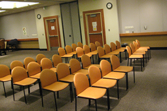 Community Meeting Room at Central