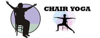chair yoga logo