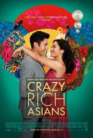 Film poster: Crazy Rich Asians