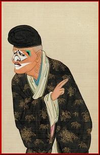 figure from Chinese opera