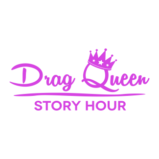Drag Queen Story Hour logo