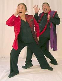 photo of Nancy Wang and Robert Kikuchi-Yngojo from Eth-Noh-Tec
