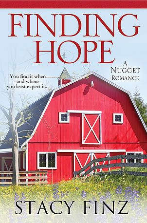 Book Cover: Finding Hope