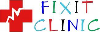 fix-it clinic logo