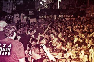 A show at 924 Gilman