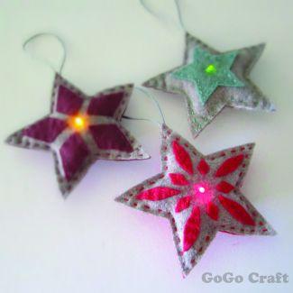 LED ornaments
