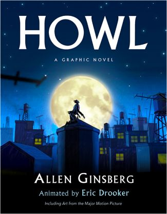 HOWL graphic novel cover image