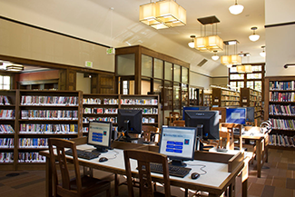Claremont Branch - photo: J. Lebovich 2012