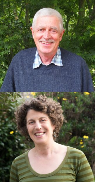 Berkeley Walks authors