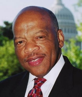 Congressman John Lewis (D GA-5)