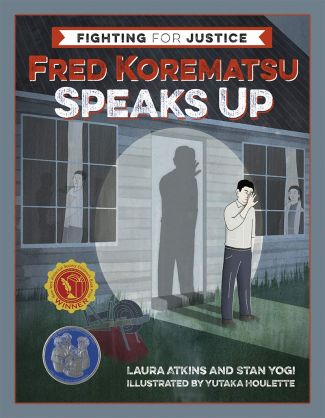 Cover of the book Fred Korematsu Speaks Up