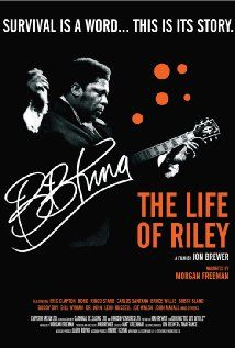 BB King Life of Riley DVD cover
