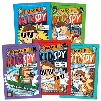 Mac B.: Kid Spy series