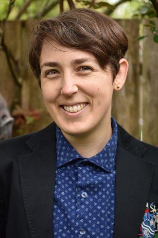 Author Maia Kobabe