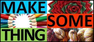 Make Some Thing logo