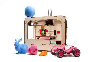 3D printer with printed toys - Image Attributed to Creative Tools (http://www.flickr.com/photos/creative_tools/) CC BY 2.0