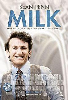 Milk movie cover
