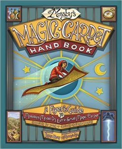 photo of cover of book Mossby's Magic Carpet Handbook