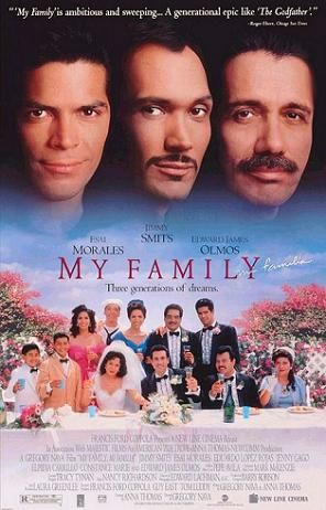 My Family movie cover