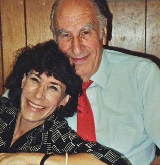 Nancy and Nate Rubin, 1992