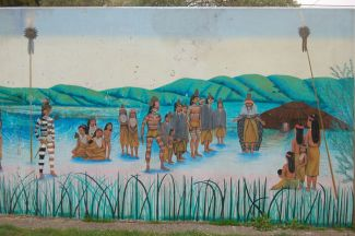 Ohlone mural