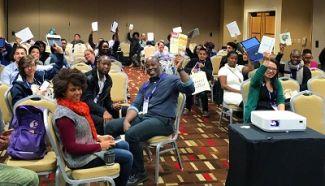 fanfiction workshop participants