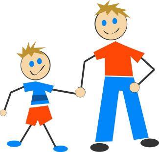 parent child together