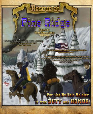Rescue at Pine Ridge Book Cover