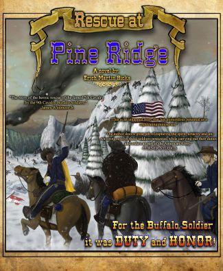 Rescue at Pine Ridge Book Cover