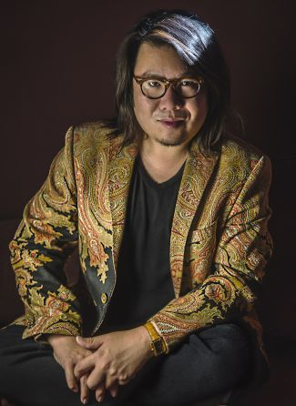 Photo of author Kevin Kwan