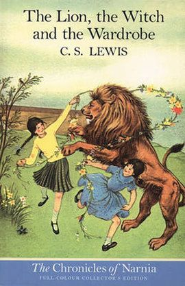 The Lion, the Witch and the Wardrobe written by C.S. Lewis
