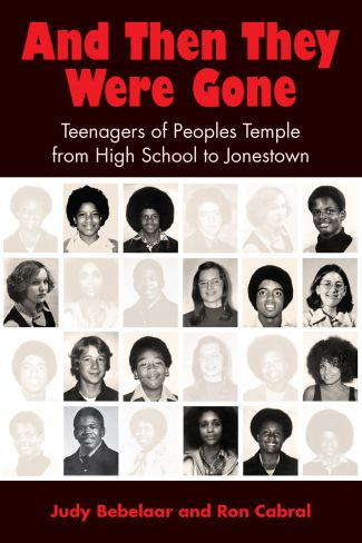 And then they were gone: teenagers of peoples temple