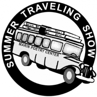 Marin Poetry Center Summer Traveling Show Logo