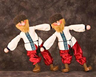 Trepak Dancers