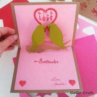 GoGo Craft Valentine's Day