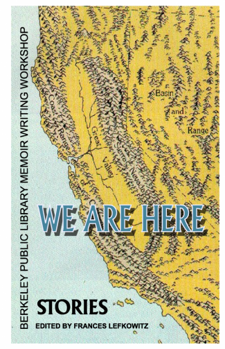 WE ARE HERE book cover