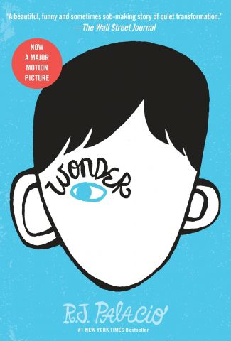 Wonder, written by R.J. Palacio