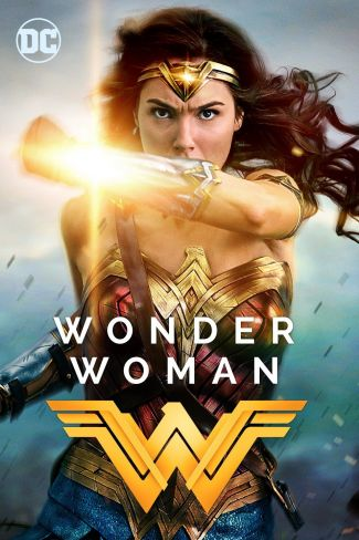 Wonder Woman DVD cover image art