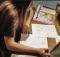Girl doing homework - image courtesy of  Robert Couse-Baker at: https://www.flickr.com/photos/29233640@N07/8274970069