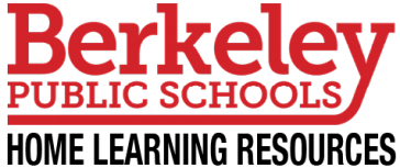 Berkeley Public Schools Home Learning Resources