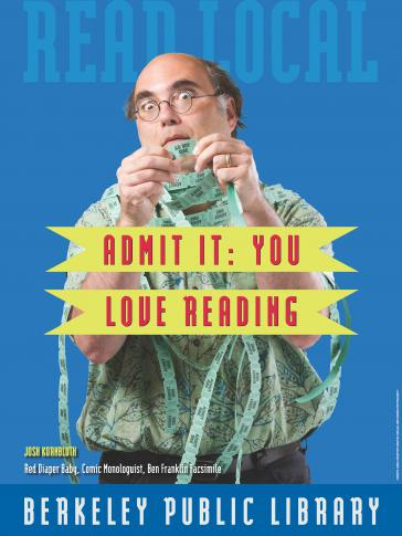Admit It: You Love Reading